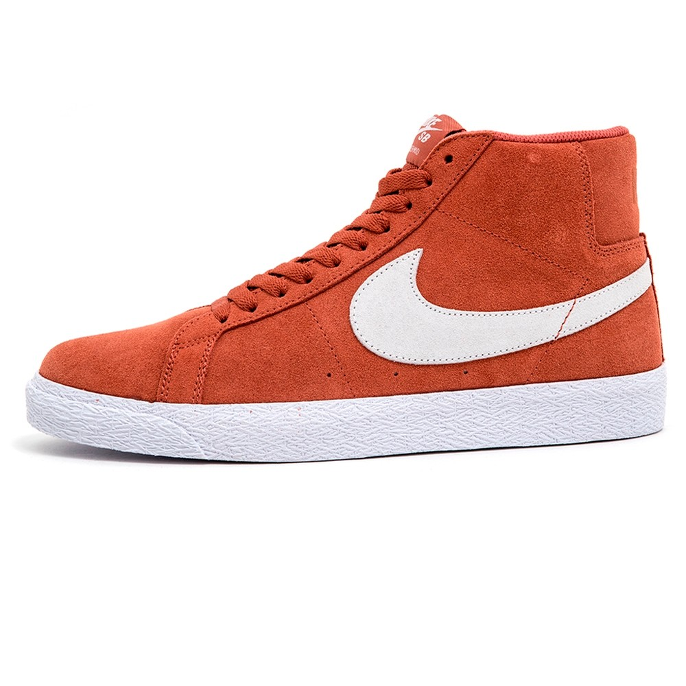 Zoom Blazer Mid (Dusty Peach / White)
