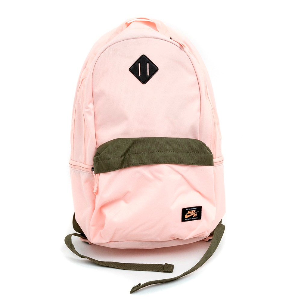 SB Icon Backpack (Washed Coral / Medium Olive)