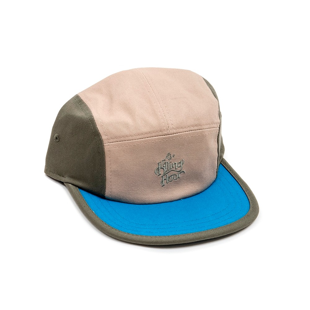 d6306b25aa105e Colors Volley Strapback (Khaki   Military   Cerulean)