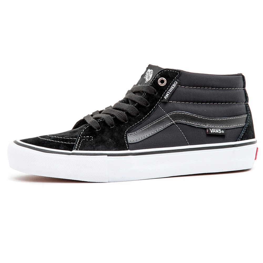 Sk8-Mid Pro(Anti Hero) Grosso / Black VBU