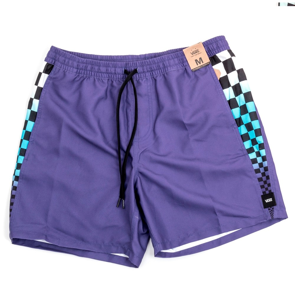 V Panel Volley Short (Vans Purple) VBU