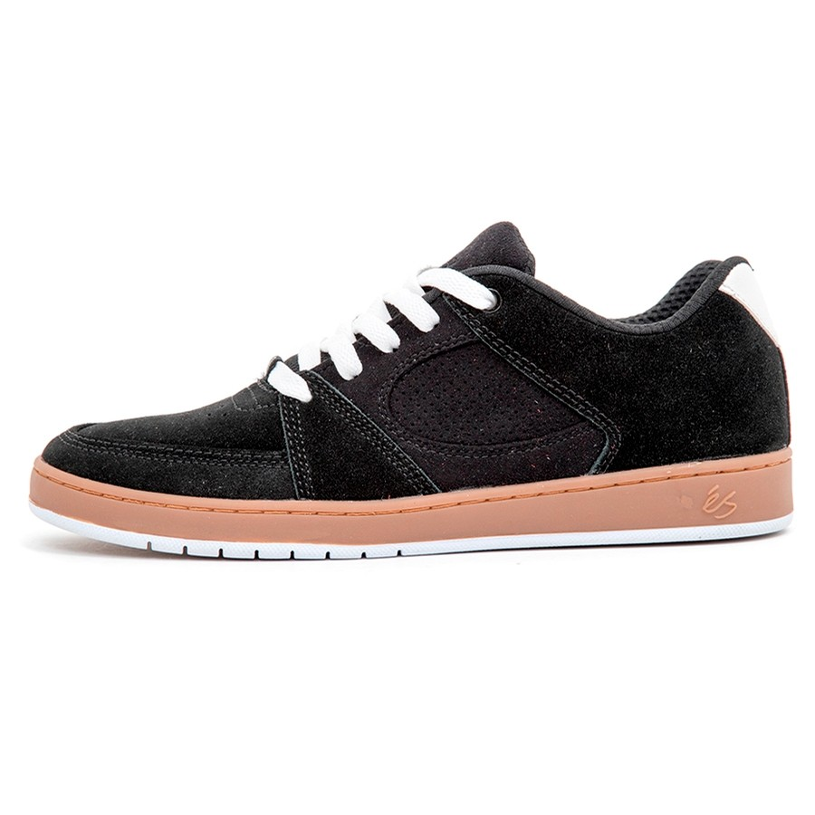 Accel Slim (Black / Gum / White) (s)