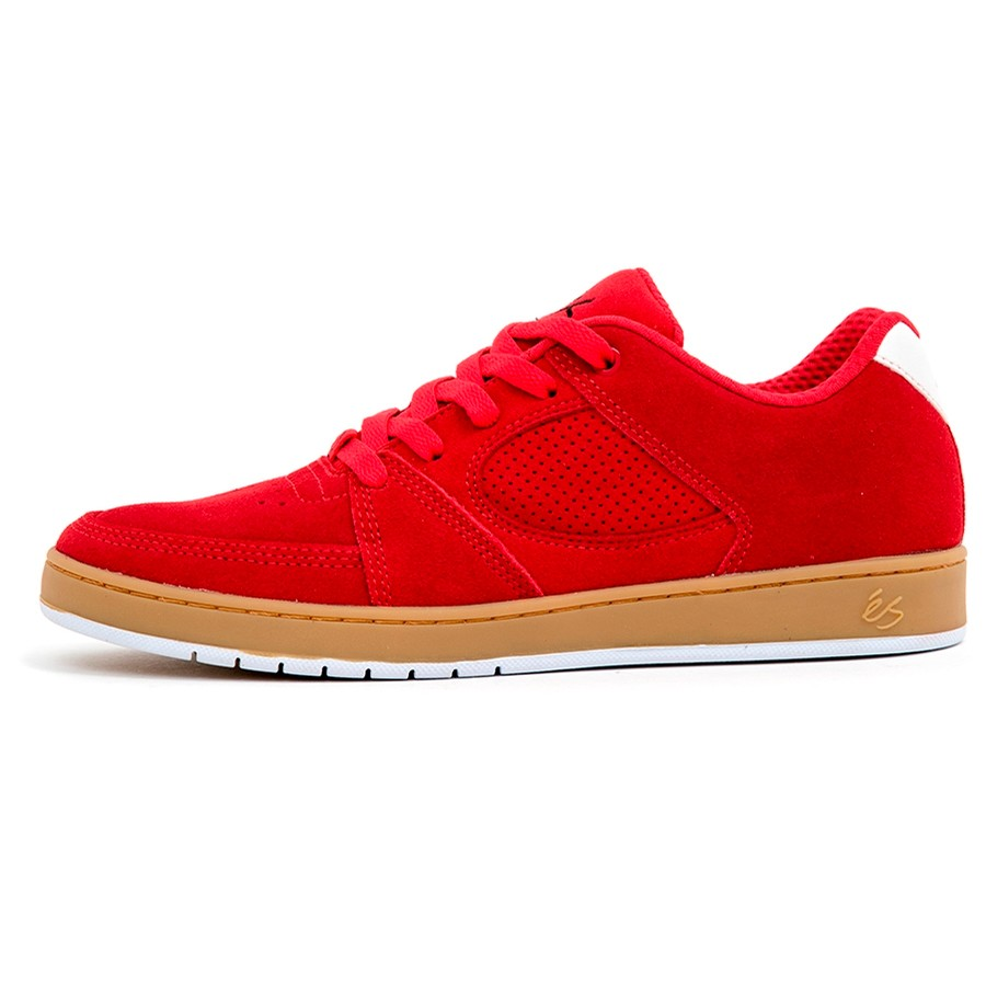 Accel Slim (Red / Gum) (S)