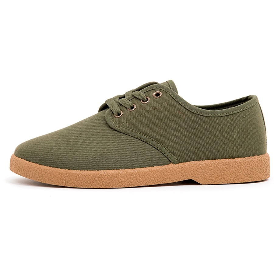 The Wino (Army Green / Gum)