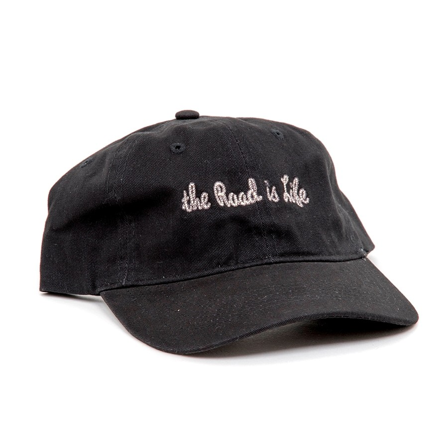 Come Sail Away Dad Hat (Black)