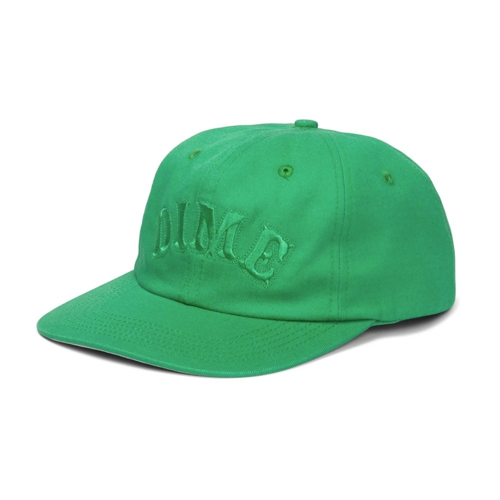 Spelled Out Snapback (Green)
