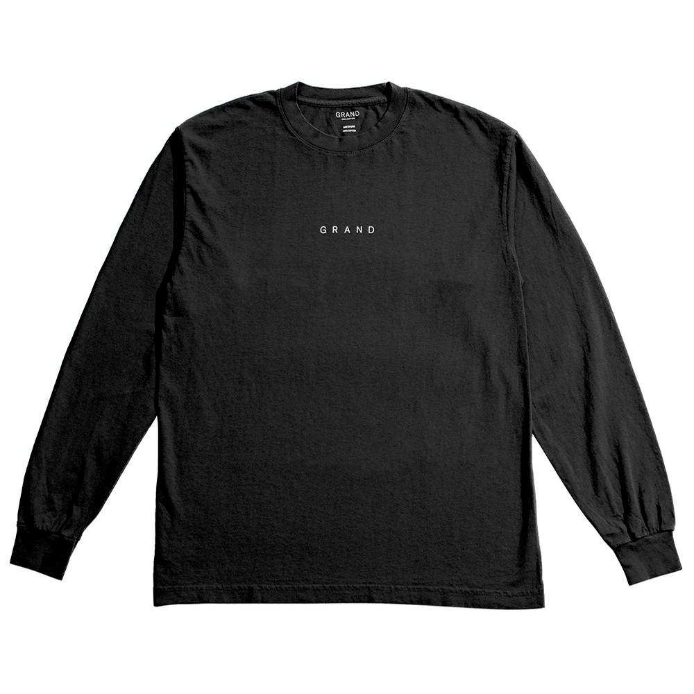 Grand L/S T-shirt (Black)