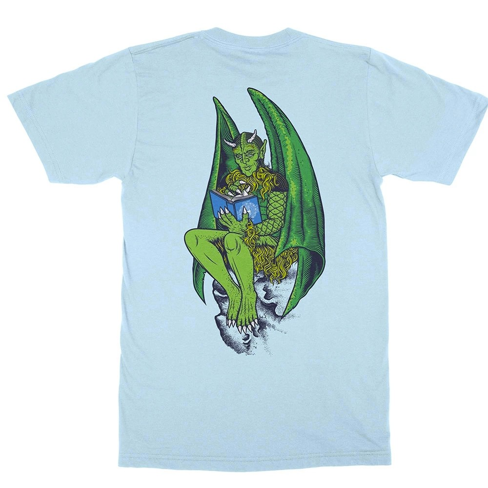 Gargoyle T-shirt (Powder Blue)