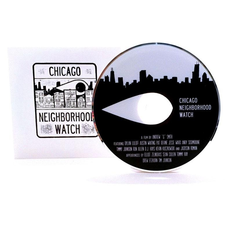 Misc. Chicago Neighborhood Watch DVD