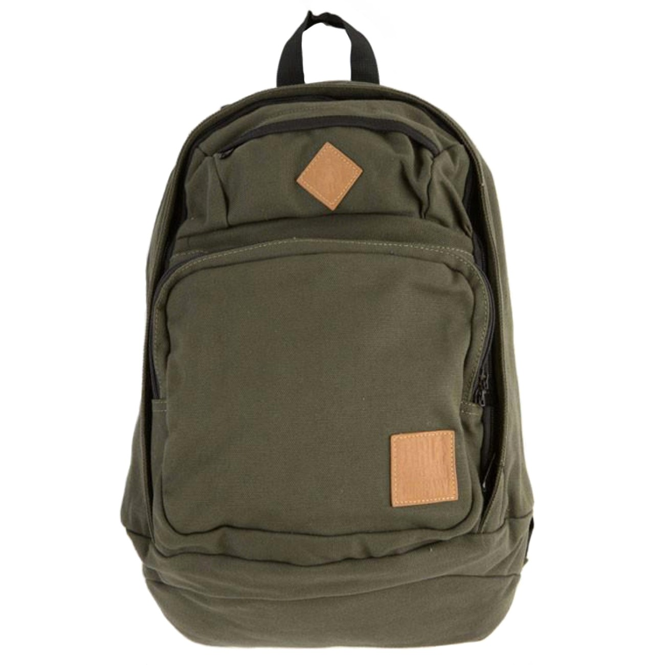 Simple Backpack #2 (Army Green)