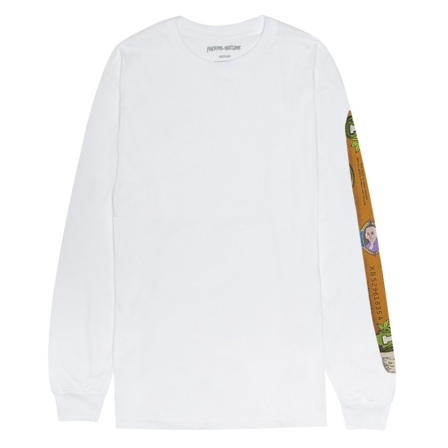 Blunt L/S Shirt (White)