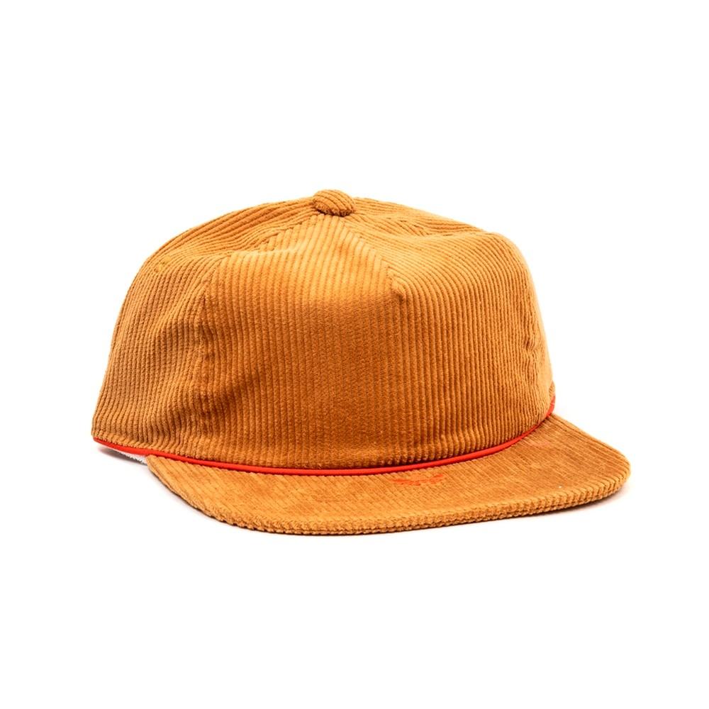 Corduroy Strapback Hat (Mesa)