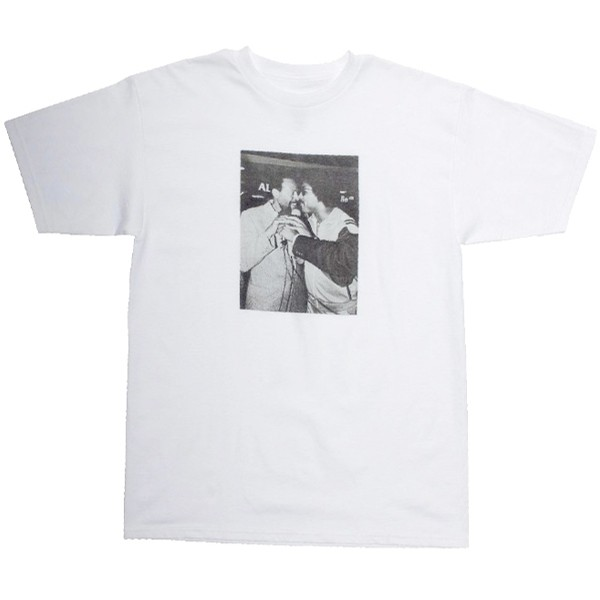Fucking Awesome Steve and Marv T-Shirt (White)