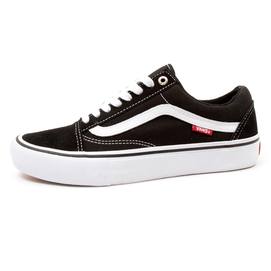 Old Skool Pro (Black / White)