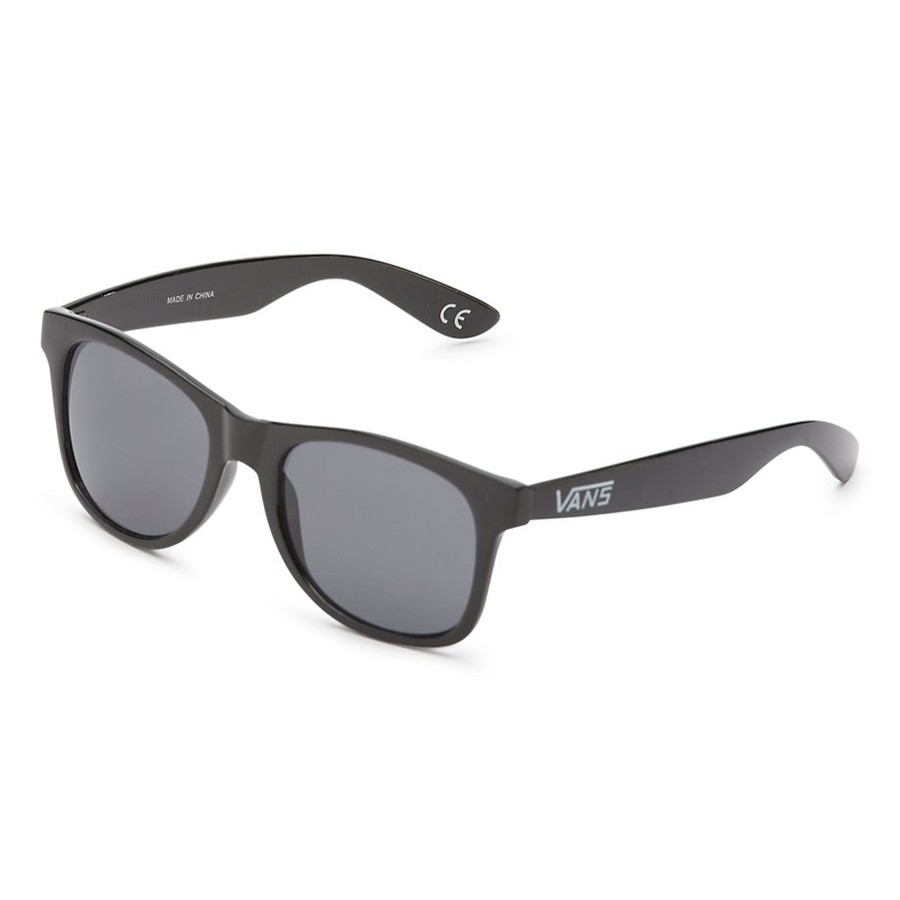 04244829f4 Vans Spicoli 4 Shades (Black) VBU Sunglasses at Uprise