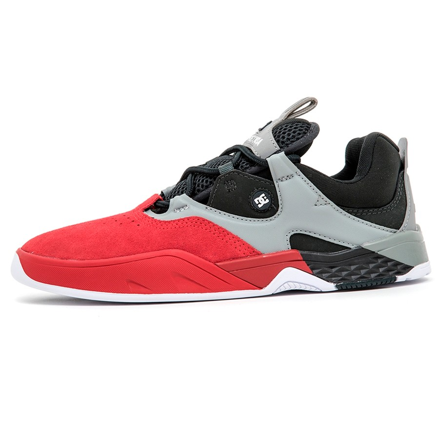 Kalis S (Red/Black/Grey)