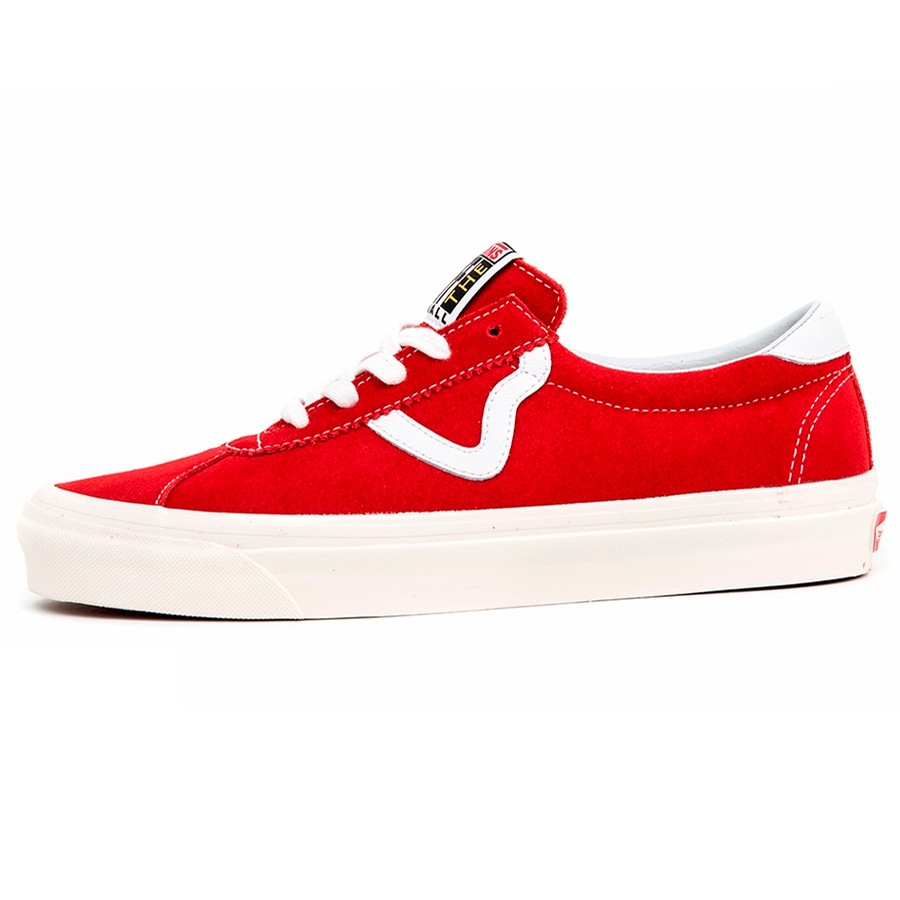 Style 73 Dx (Anaheim Factory) Og Red / White VBU