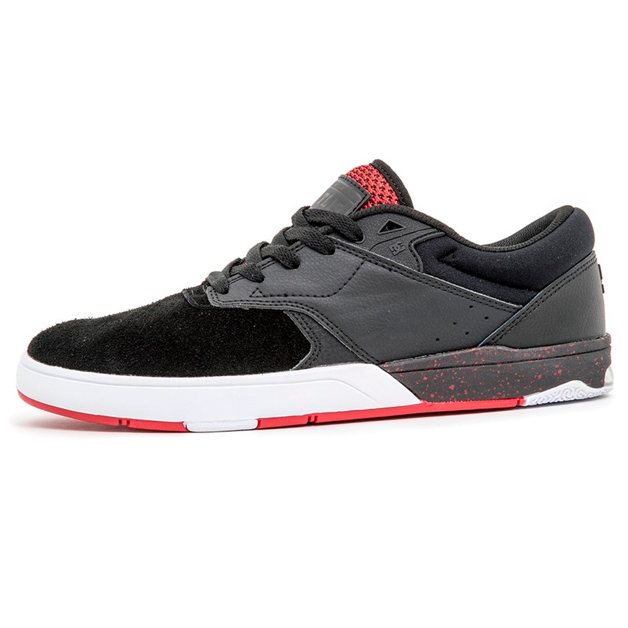 Tiago S (Black/Athletic Red/Black)