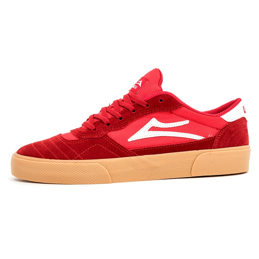Cambridge (Red / Gum Suede)