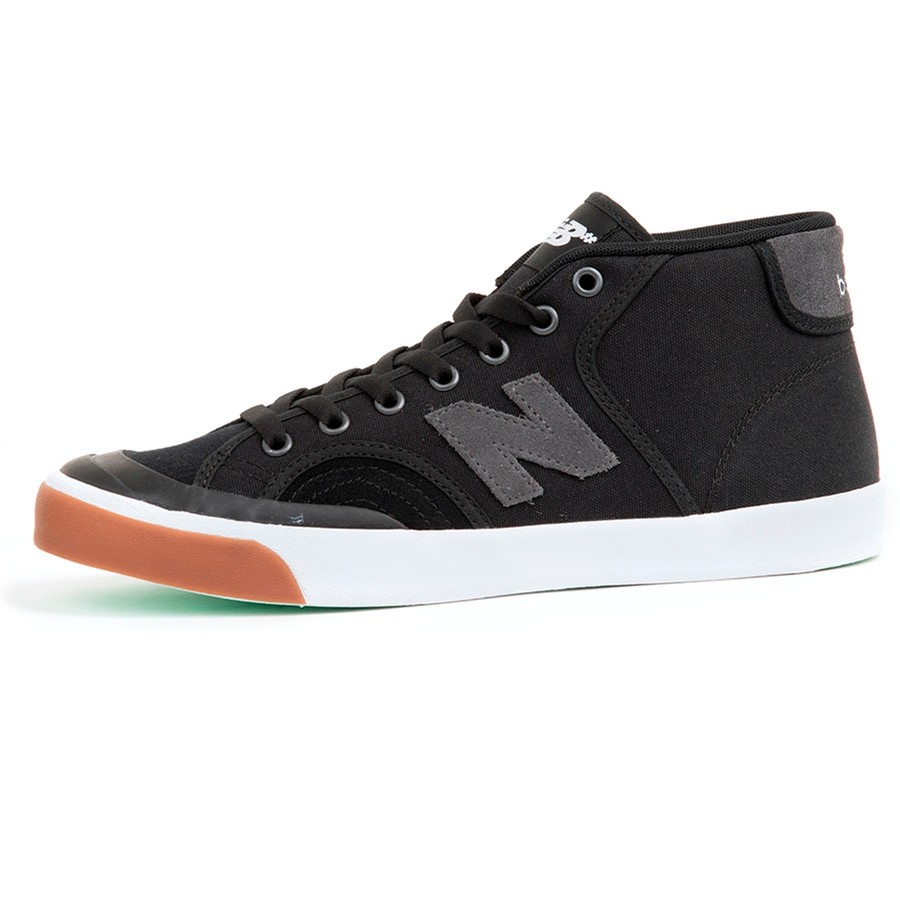 Pro Court 213 (Black/White) (S)