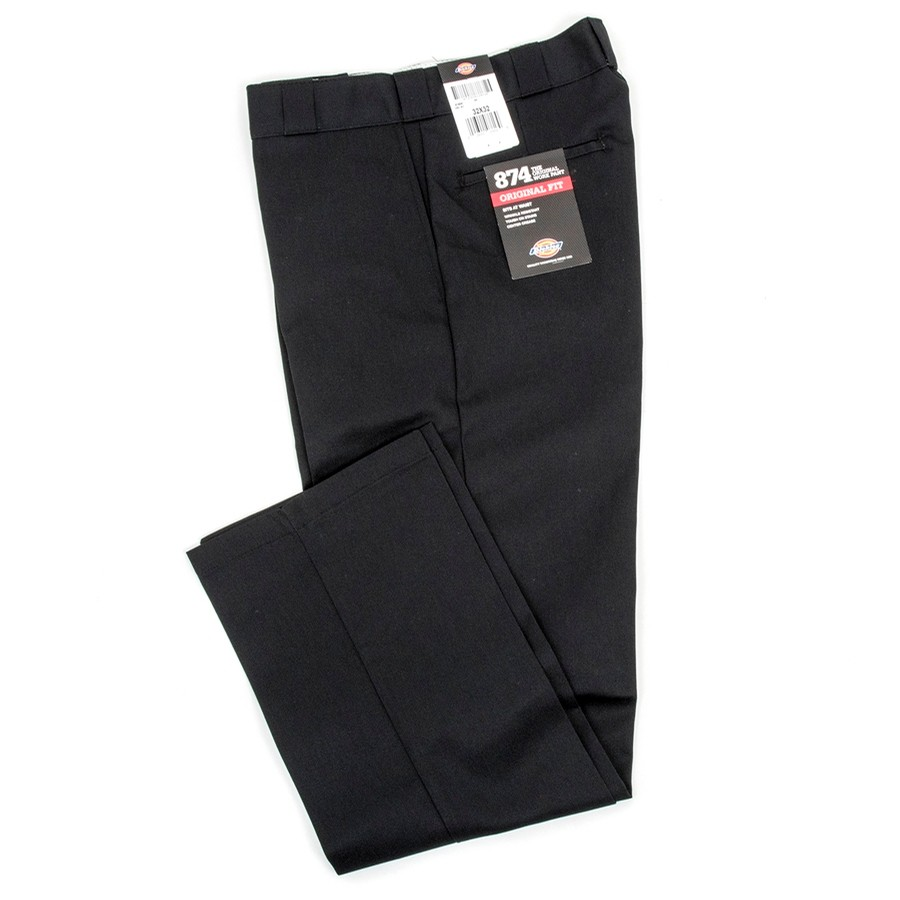 874 Original Fit Pant (Black)