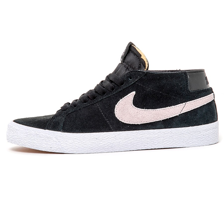 Zoom Blazer Chukka (Black / Atmosphere Grey)