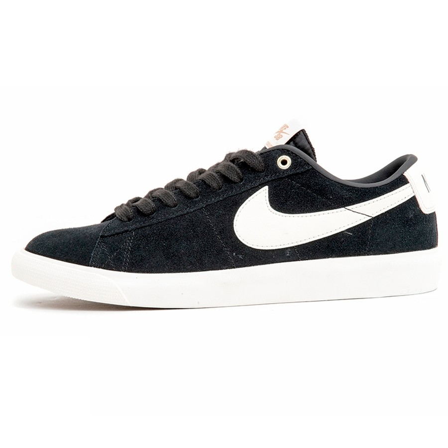 Zoom Blazer Low GT (Black / Sail)