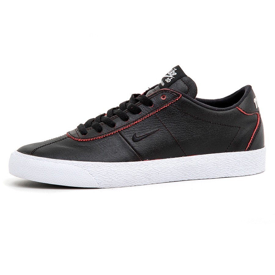 Zoom Bruin NBA (Black / Black-University Red)