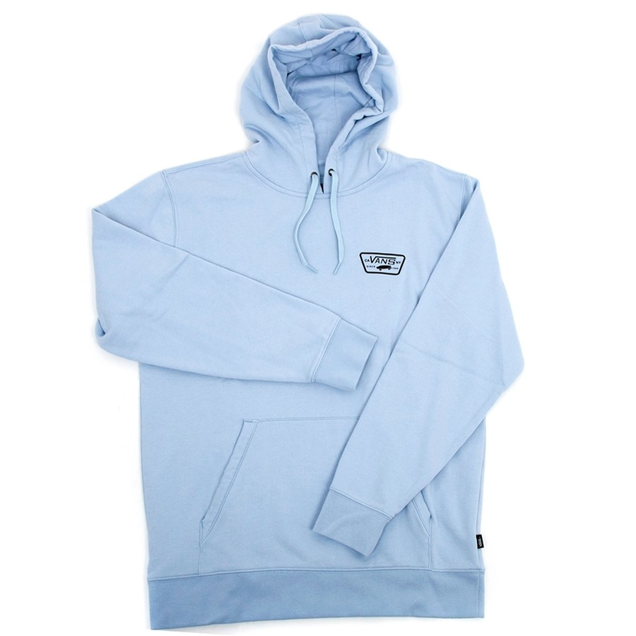 Full Patched Pullover Hoodie (Heather) VBU