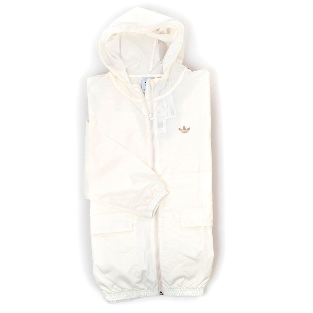 Light Windbreaker Jacket (Off White / Savannah)