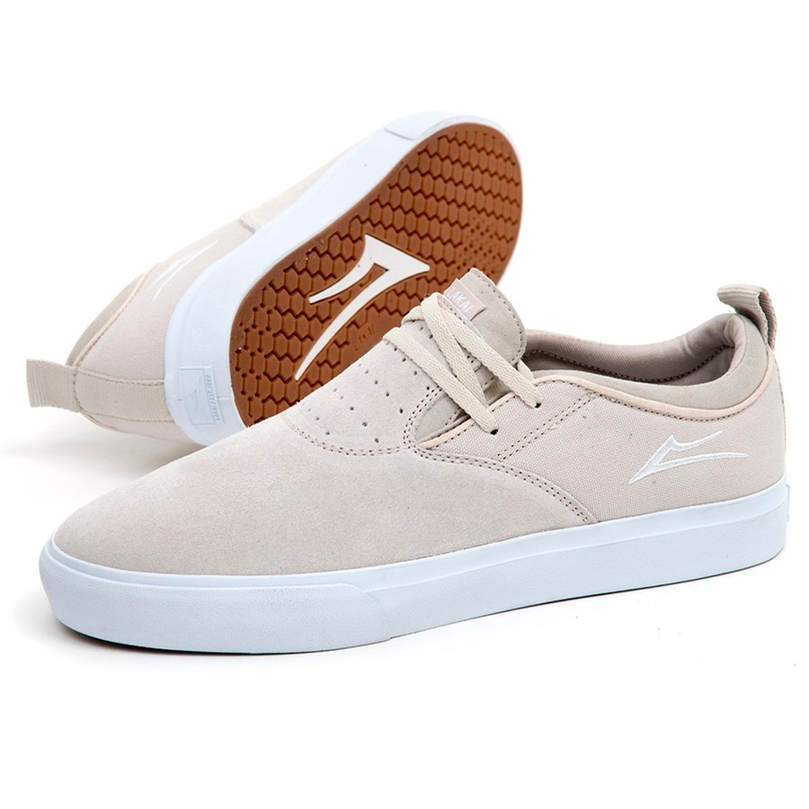 Riley 2 (White Suede)(S)