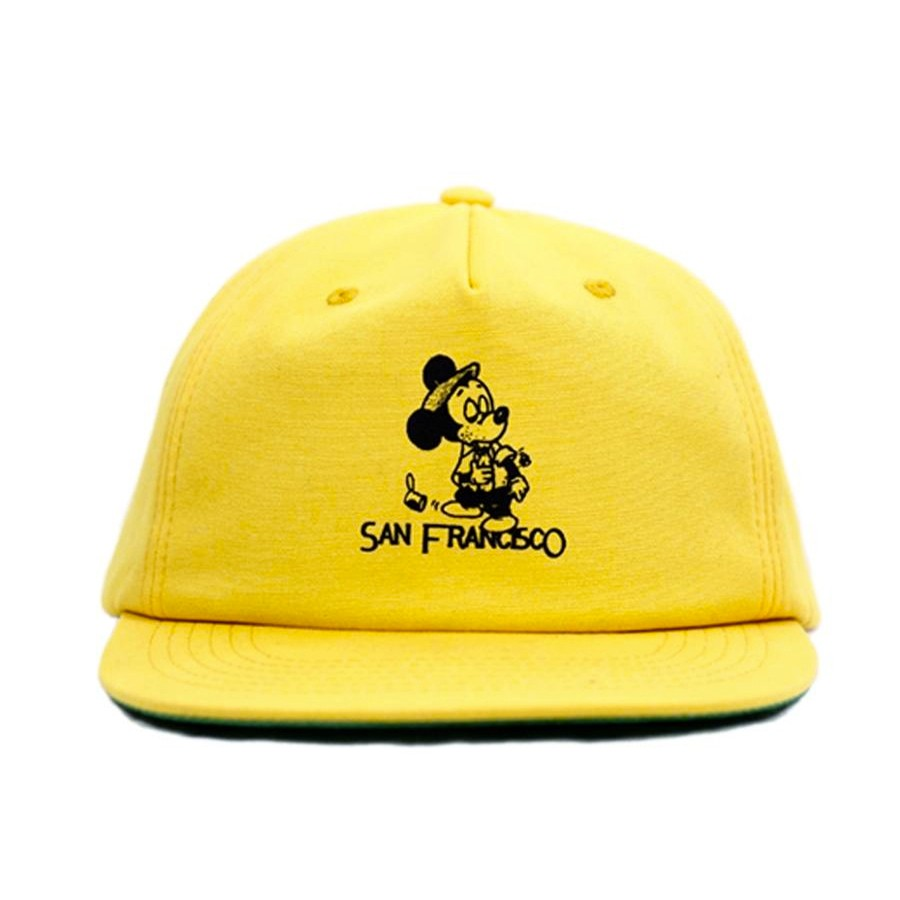 Seein The Sights Hat (Yellow)