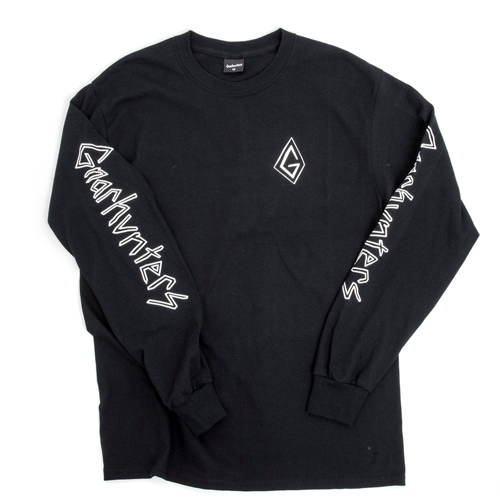 G Classic Long Sleeve (Black)