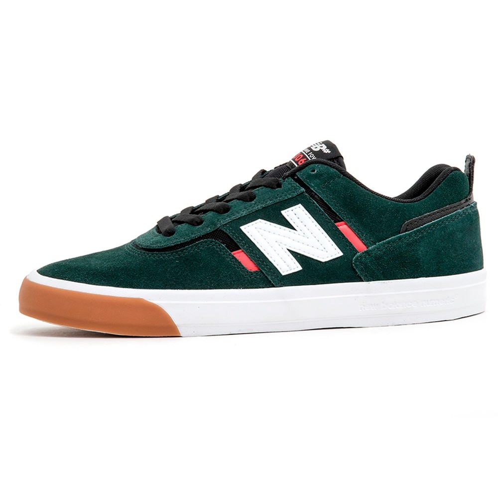 NM306 (Jamie Foy) Dark Green with Red