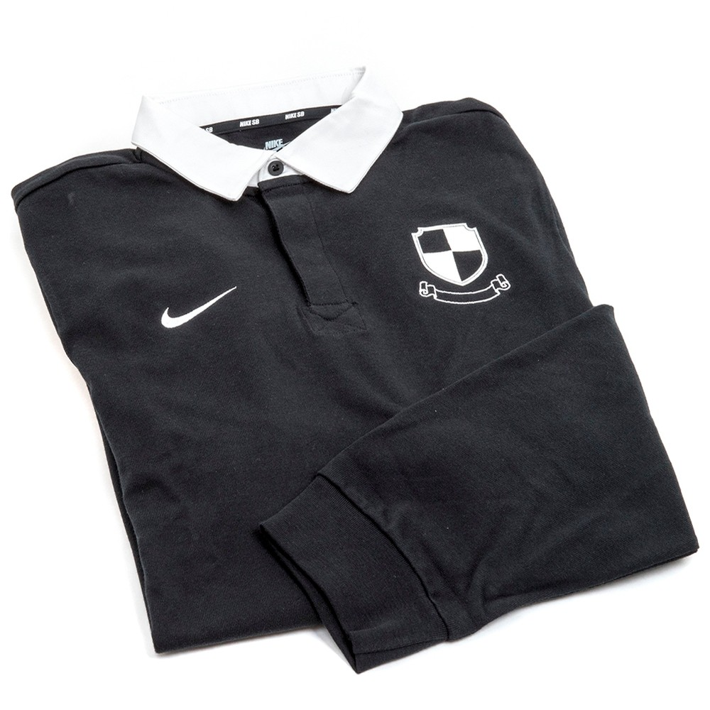 Rugby Top (Black)