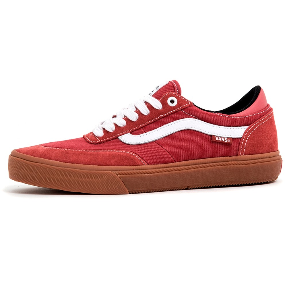 Gilbert Crockett (Gum) Mineral Red / True White) VBU