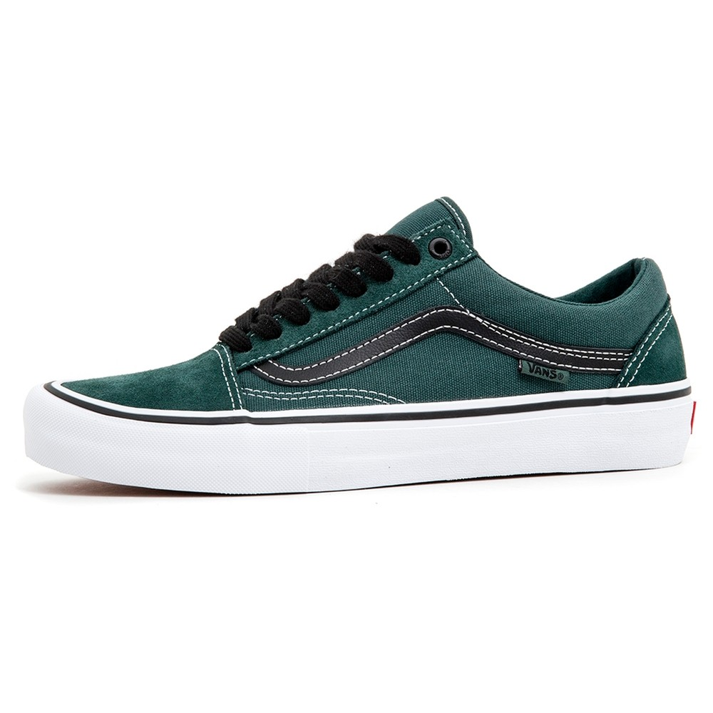 Old Skool Pro (Trekking Green / Black) VBU
