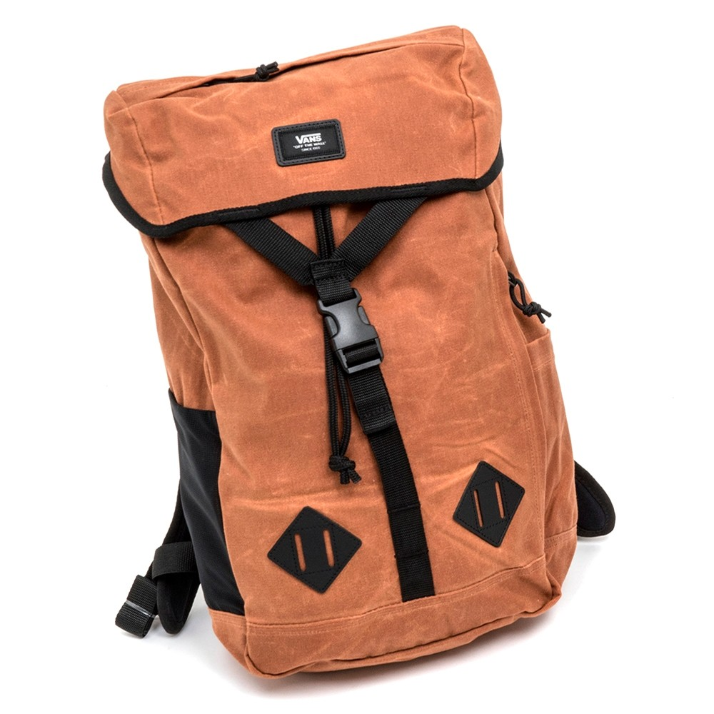 Scurry Rucksack (Argan Oil) VBU