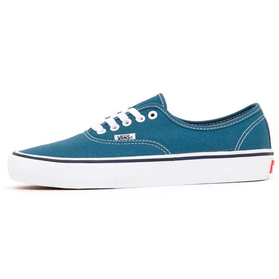 Authentic Pro (STV) Navy / White