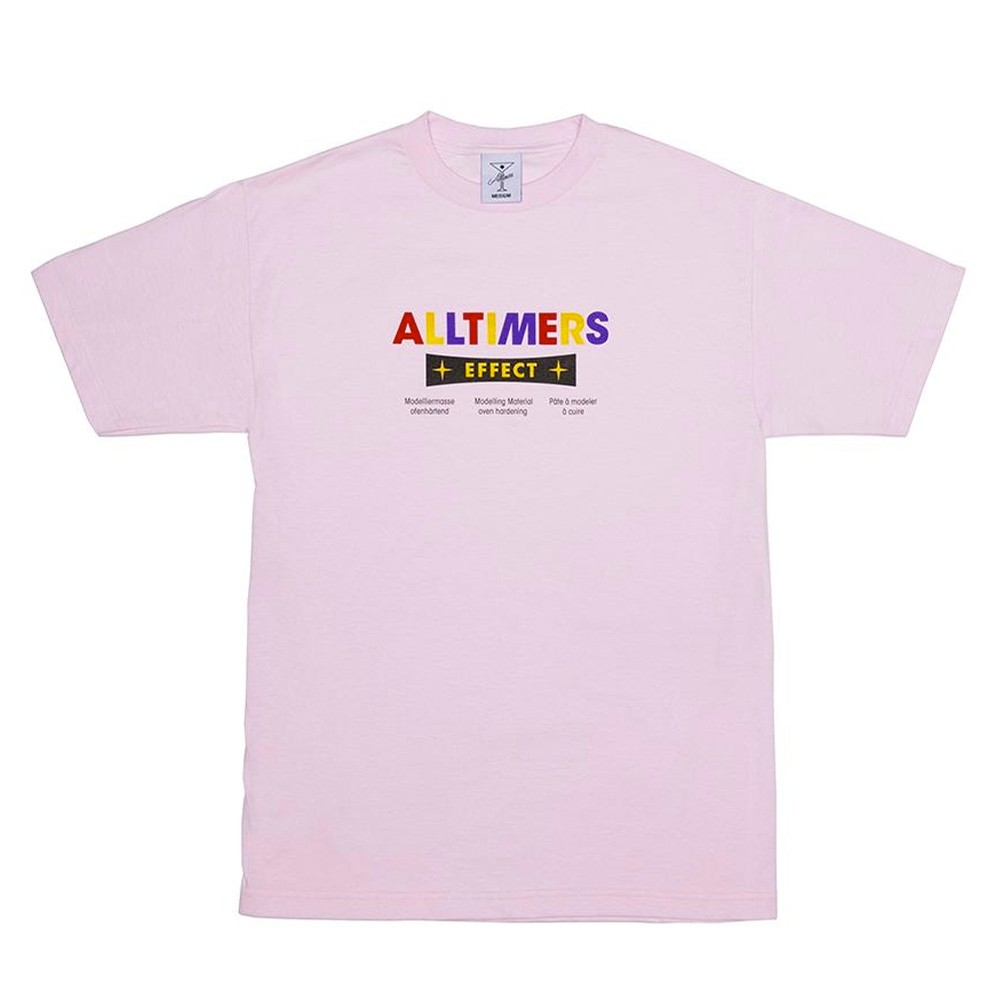 Alltimers Fimo T-shirt (Pink)