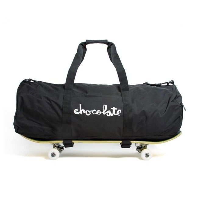 Chocolate Chunk Skate Carrier (Black)