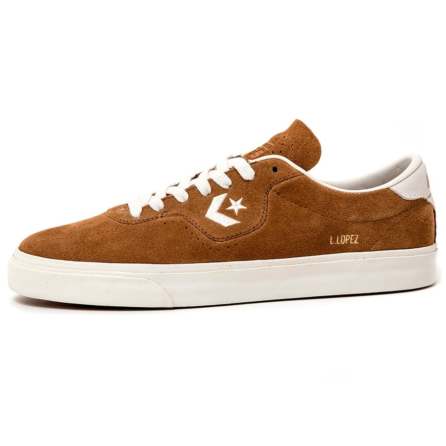 Louie Lopez Ox (Ale Brown / Egret / Egret) (P)