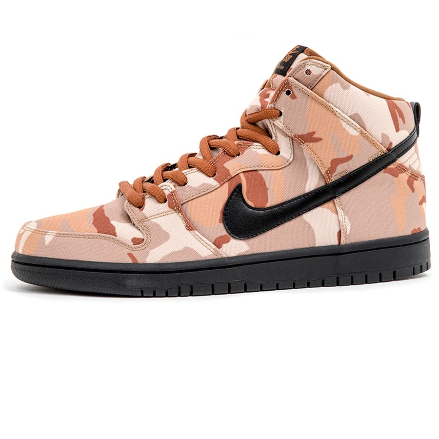 Dunk High Pro (Parachute Beige / Black)