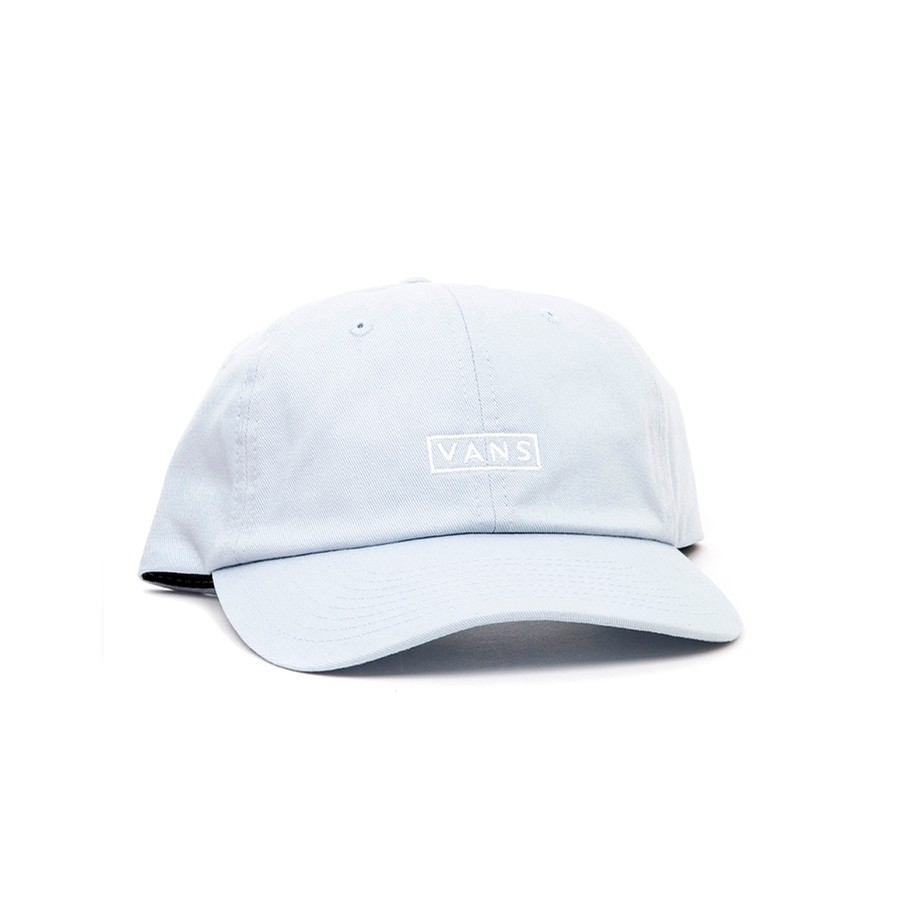 Curved Bill Jockey Cap (Heather) VBU