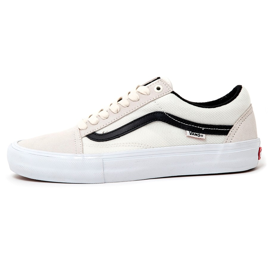 Old Skool Pro (Ballistic) Marshmallow / Black VBU