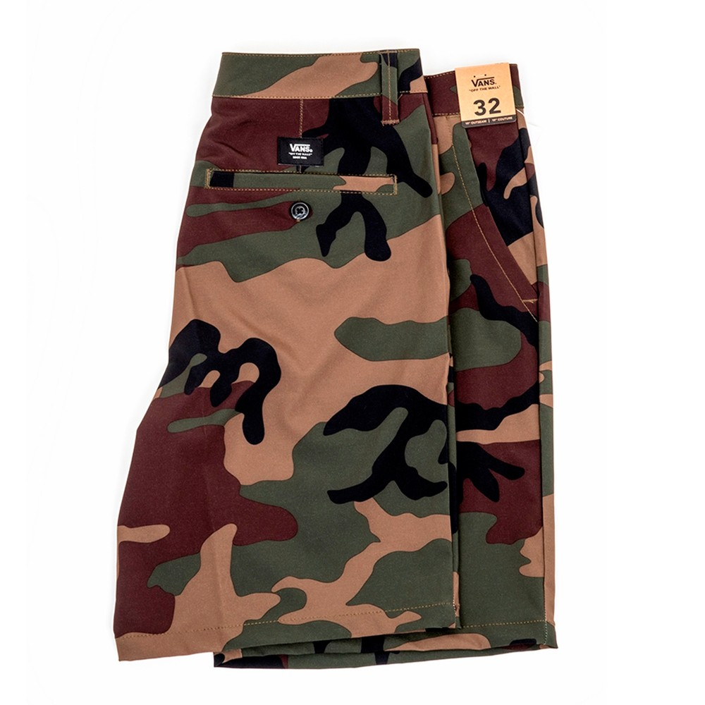 Authentic Deckside Short (Camo) VBU