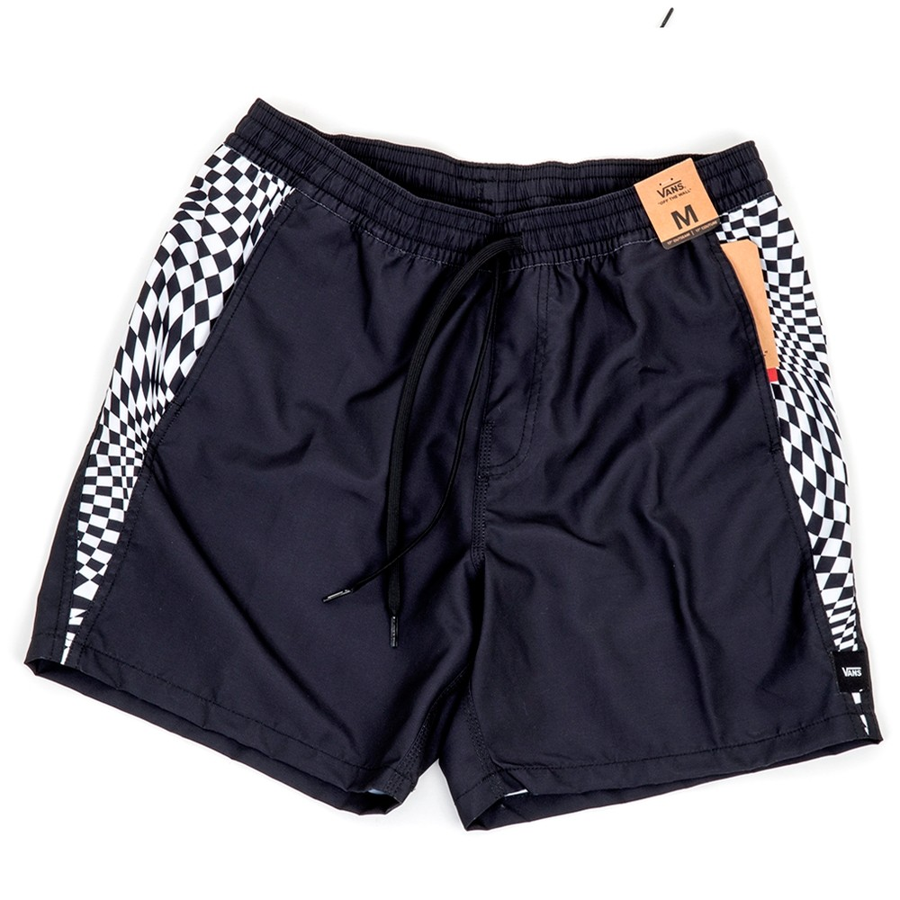 V-Panel Volley II Short (Black) VBU