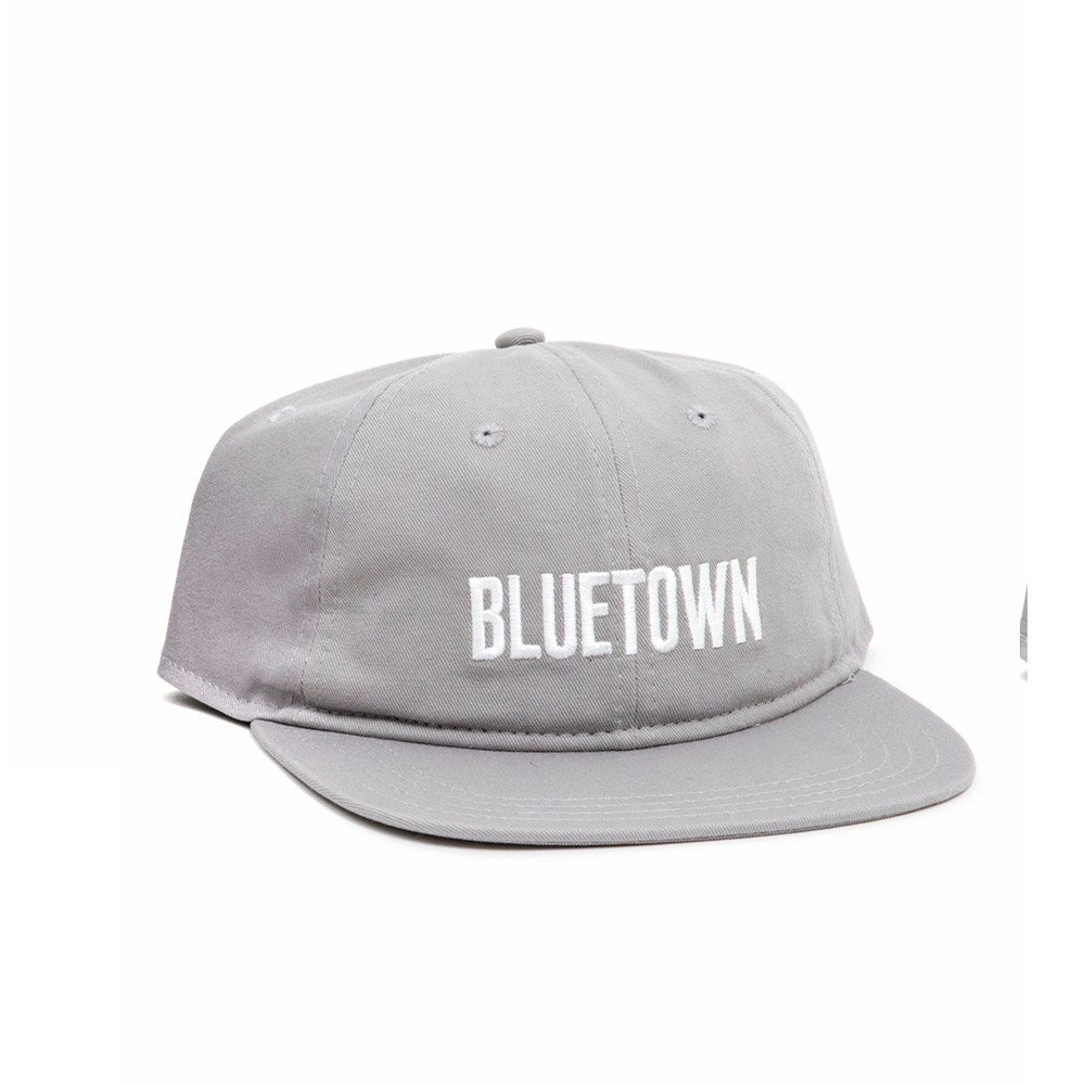 Double Exposure Strapback (Grey)