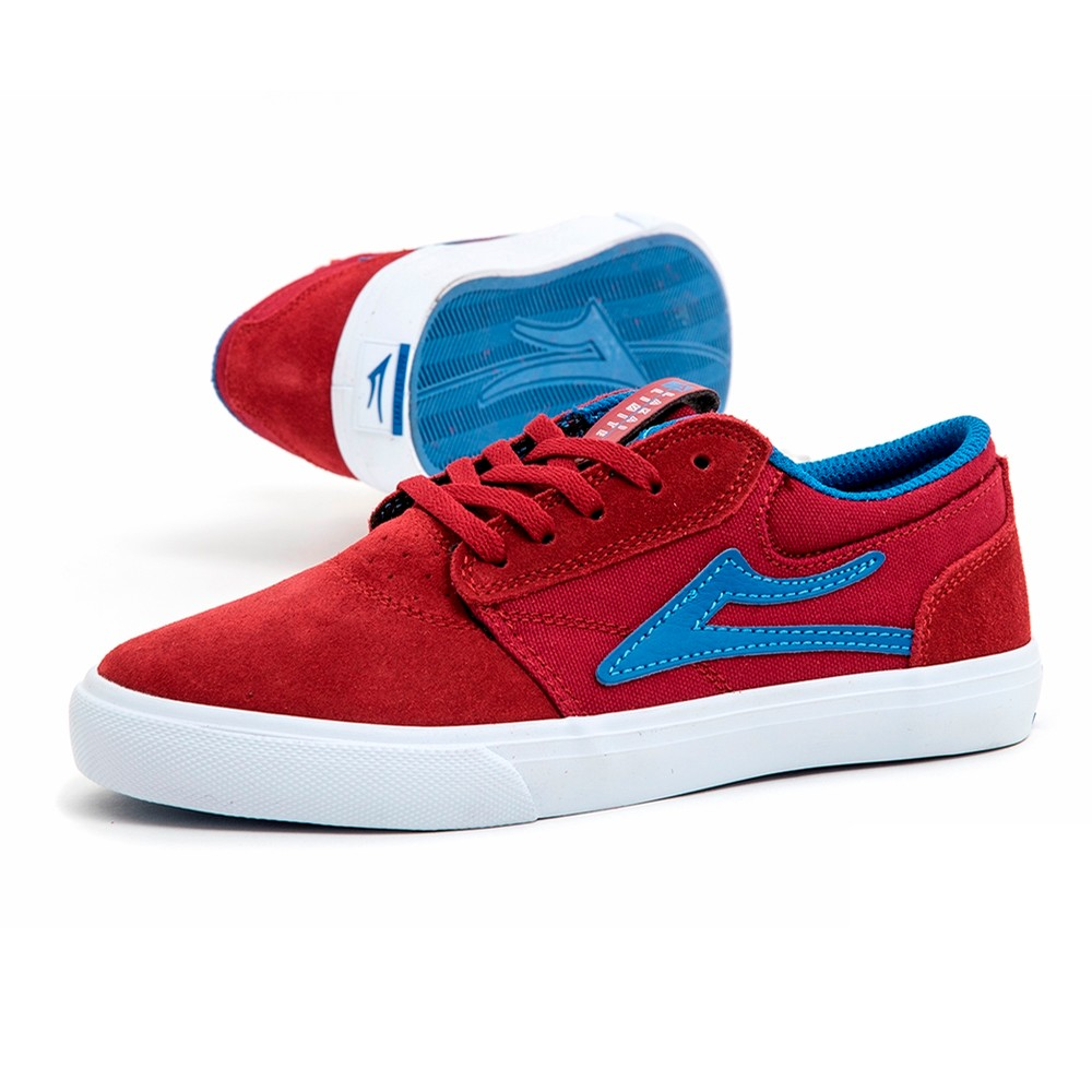 Griffin Kids (Red / Blue)_S