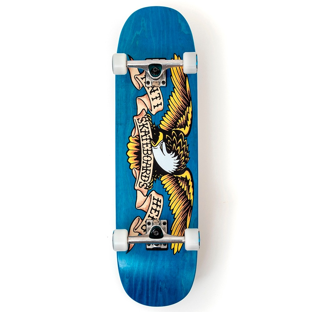 Blue Meanie Cruiser Complete 8.75 (Thunder 151) 56mm Spitfire 80HD